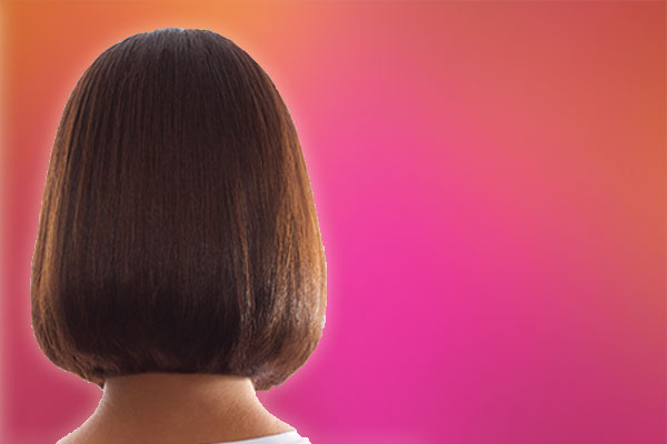 Brazilian Blowout Short Hair