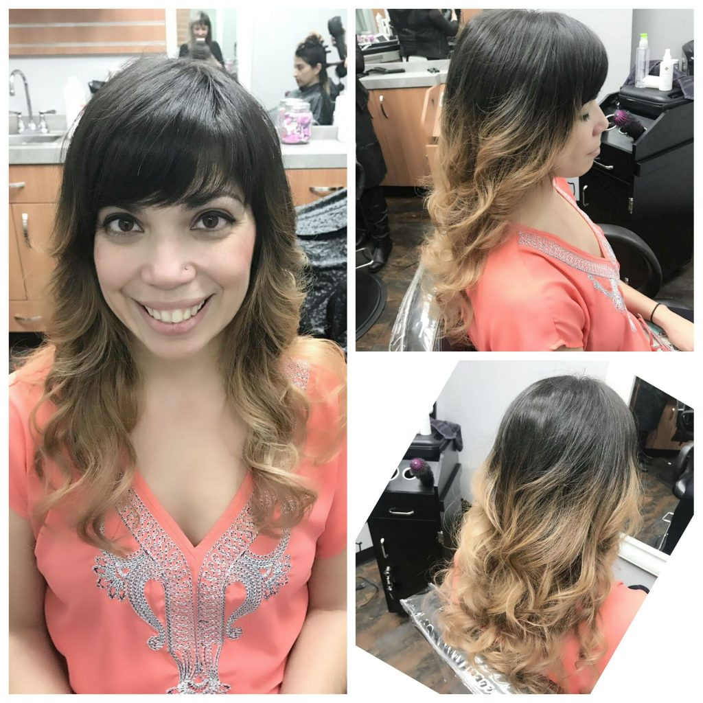 Long Wavy With Bangs