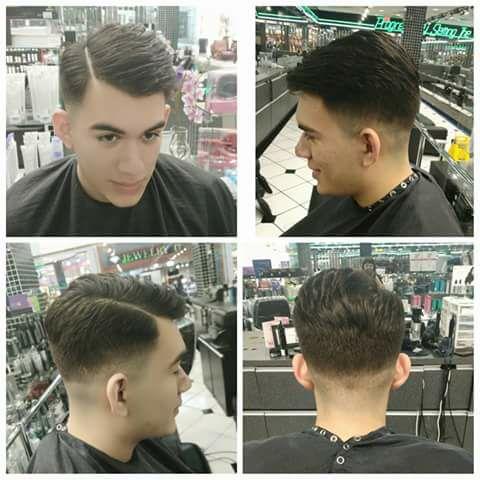 Men Short Cut